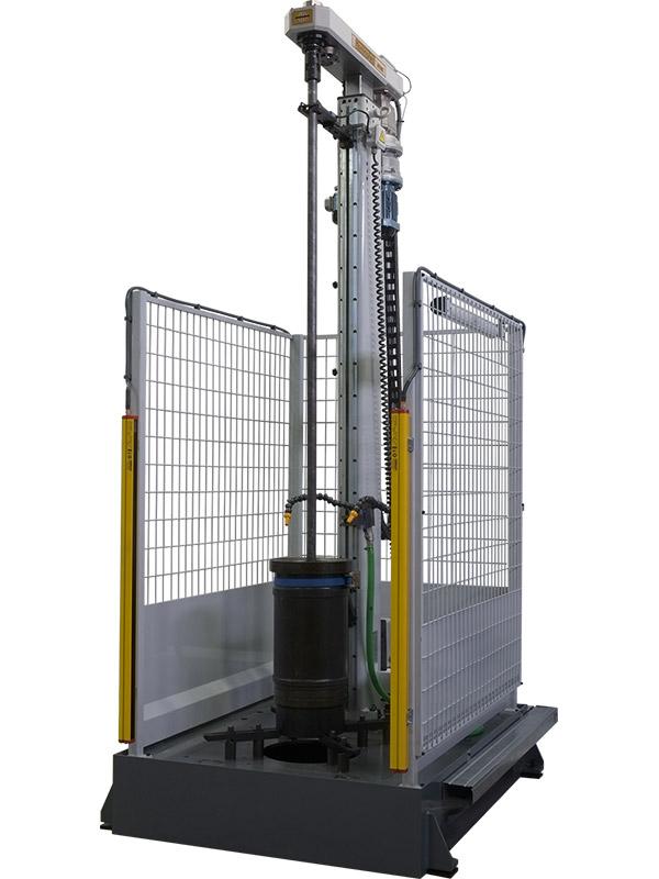 Honingtec BVD-450I Vertical Honing Machine - FTF